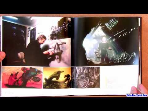 Alien Vault Book review Definitive Story Making of the Film (Alien Franchise)