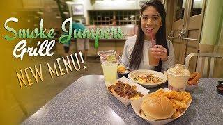 Smoke Jumpers Grill's New Tasty Menu | Disneyland Resort Food