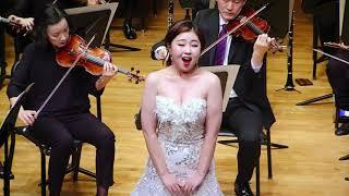 제17회 국립 오페라단 대상 soprano 박예랑