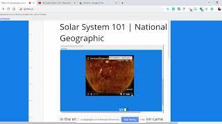 Gnotes.io يخلق نسخة من شريط فيديو يوتيوب في جوجل doc كاملة مع لقطة.