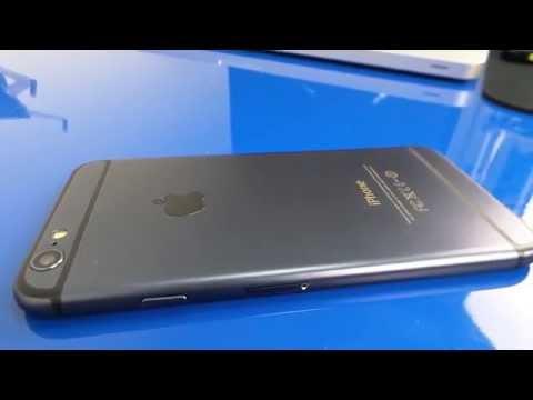 iPhone на Android. Сравнение с оригиналом