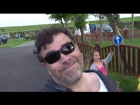 Camping Trip To East Fleet Farm 2017 - Weymouth, Dorset - With Fleet Walkabout