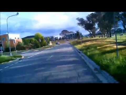 Magpie Attack In Canberra