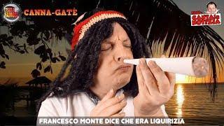 """Dado canta la notizia: """"Canna-Gate all"""