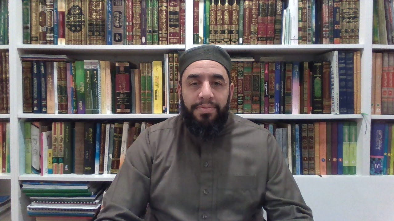 Shaykh Abdulkarim | Al Shifa Qadi Iyad in English...