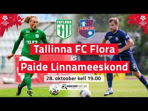 Flora Tallinn Paide Linnameeskond Goals And Highlights