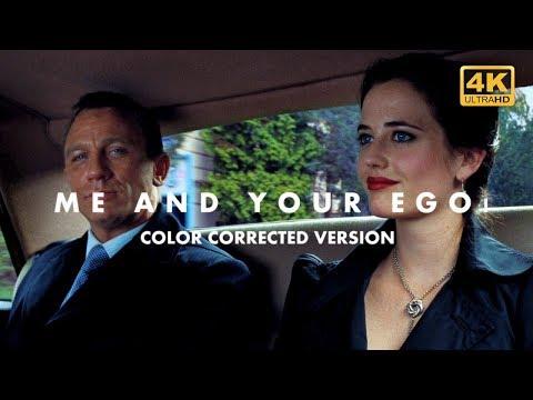 Vesper And Bond Arrived In Montenegro | Color Corrected Demo Reel | Casino Royale (007) Scene 4K