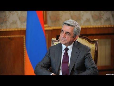 ԼՈՒՐԵՐ 13:00 | Սերժ Սարգսյանը կհարցաքննվի մարտի մեկի գործով | «Ազատություն» TV | 16.08.2018
