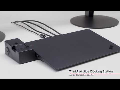 ThinkPad Ultra Docking Station Tour