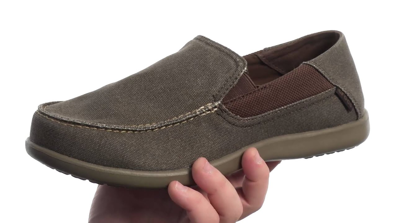 18fb3d617 Crocs Santa Cruz 2 Luxe SKU 8510536 - YouTube