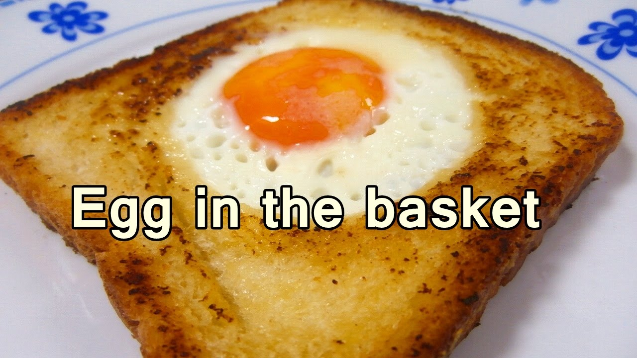 Egg in the basket tasty and easy food recipes for beginners to egg in the basket tasty and easy food recipes for beginners to make at home cooking videos youtube forumfinder Choice Image