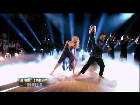 """Christina Grimmie performing """"Love Runs Out"""" by OneRepublic on Dancing With The Stars (11-17-14)"""