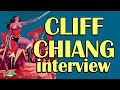 Interview with Cliff Chiang! | COMIC BOOK SYNDICATE