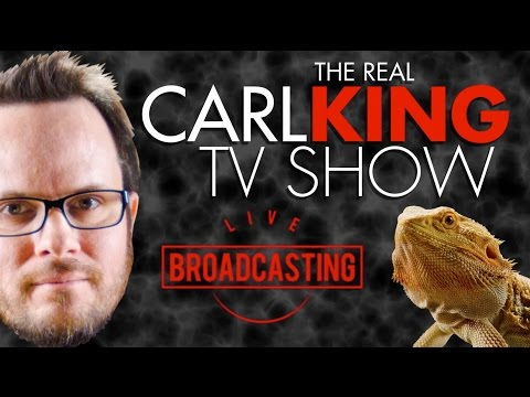 The Real CARL KING TV Show: Episode 1