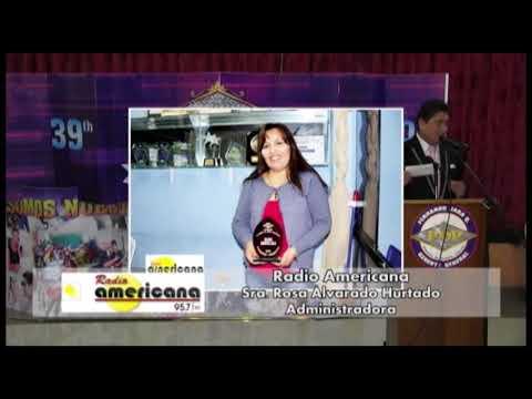 LA CINTA DE ORO NACIONAL 2017 / RADIO AMERICANA - REGIÓN MOQUEGUA