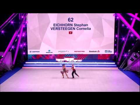 Senior Final Fast 2017 Moscow European Championship Boogie Woogie