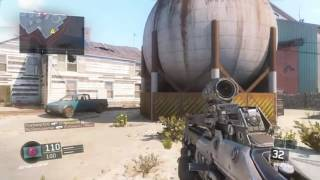 BO3 Multiplayer GunGame Gameplay Throwback1