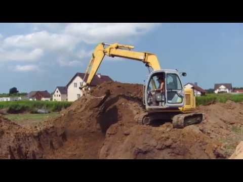 Сколько стоит выкопать котлован под дом экскаватором - Steh39.ru