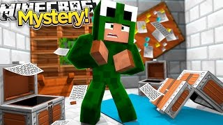 Minecraft Adventure - SOMEONE STEALS FROM LITTLE LIZARD!!