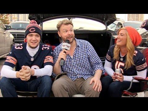 Tailgate Fan: Chicago Bears