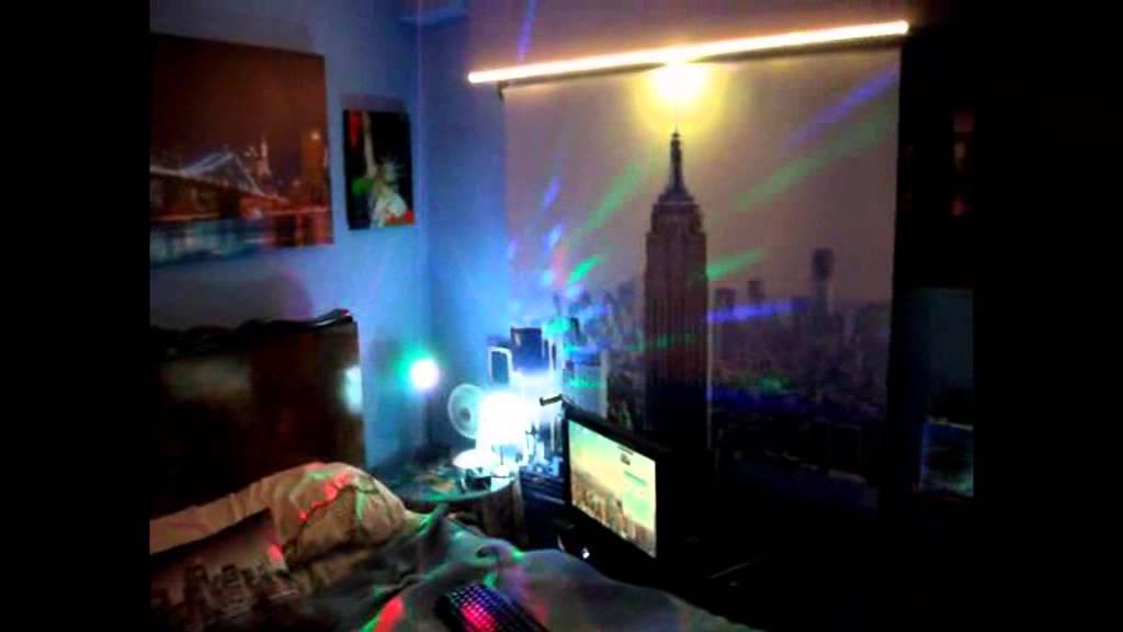 Bash adolescente en Nueva York