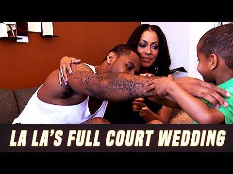 It's Finally Here! 💍  | La La's Full Court Wedding S01 E01 | OMG!RLY?!