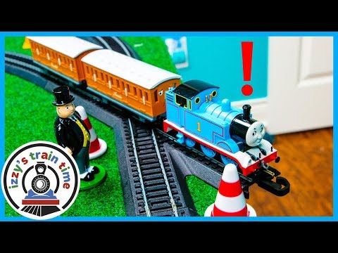 Toys for Kids | Thomas and Friends Bachmann E-Z Track Switch Fail | Fun Toy Trains