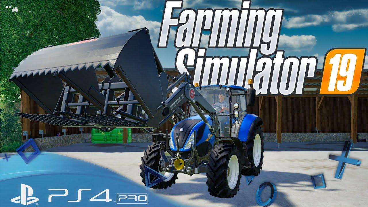 Silage für die ASTRONAUTEN 🚜 005 Farming Simulator 19