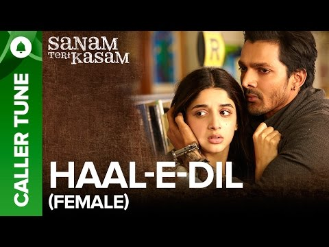 "Set ""Haal E Dil (Female)"" As Your Caller Tune 