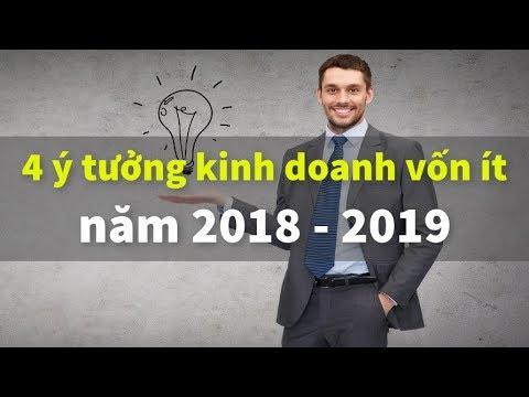 4 ý tưởng kinh doanh vốn ít năm 2018, Xu hướng kinh doanh 2018-2019 | Tài chính 24h