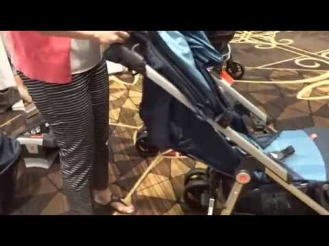 strollerqueen presents the gb zuzu umbrella stroller and asana car seat youtube. Black Bedroom Furniture Sets. Home Design Ideas