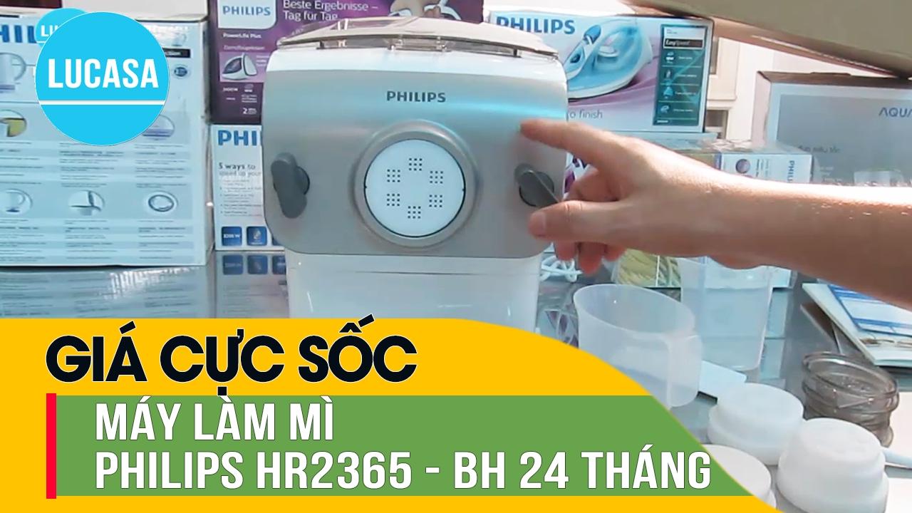 Máy làm mì Philips HR2365 | Philips Noodle Maker HR2365
