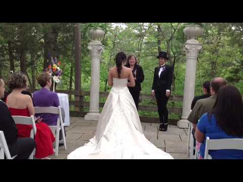 "Starved Rock Wedding-""I Do Day"""