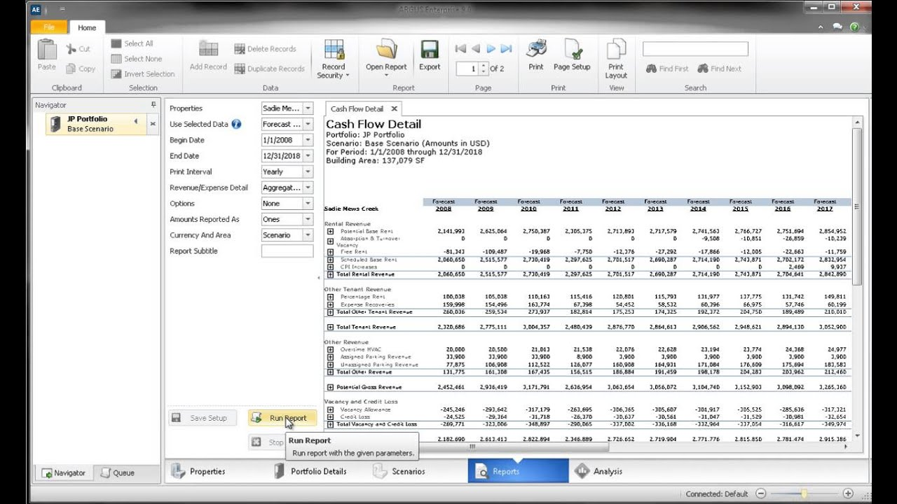 expense excel
