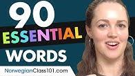 Learn Norwegian with NorwegianClass101 com - YouTube