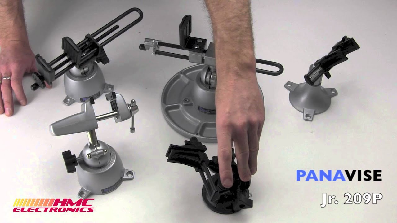The Panavise Jr 209 Youtube Circuit Board Holder Clamp Vise W Base