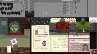 PC Longplay [396] Papers Please
