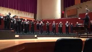 Andrews University Chorale - Americana Folk Song Suite arr Luigi Zaninelli