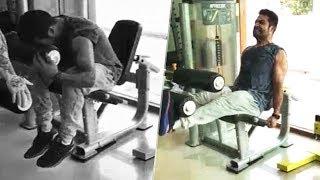 Young Tiger NTR Gym Workout Video | Jr NTR Gym Workouts | TFPC