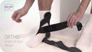 Push Braces | Push ortho Ankle Brace Aequi