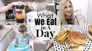 WHAT MY FAMILY EATS IN A DAY | MEAL IDEAS