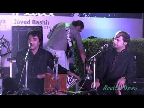Javed Bashir Live