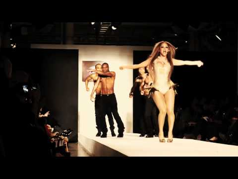 "KAT DELUNA at SACHIKA FASHION SHOW ""Dancing Tonight"""