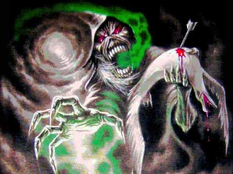 Iron Maiden - Rime of The Ancient Mariner 8-Bit (Werc85)
