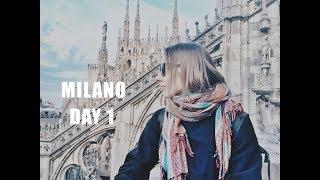 МИЛАН ИТАЛИЯ   MILANO ITALY VLOG