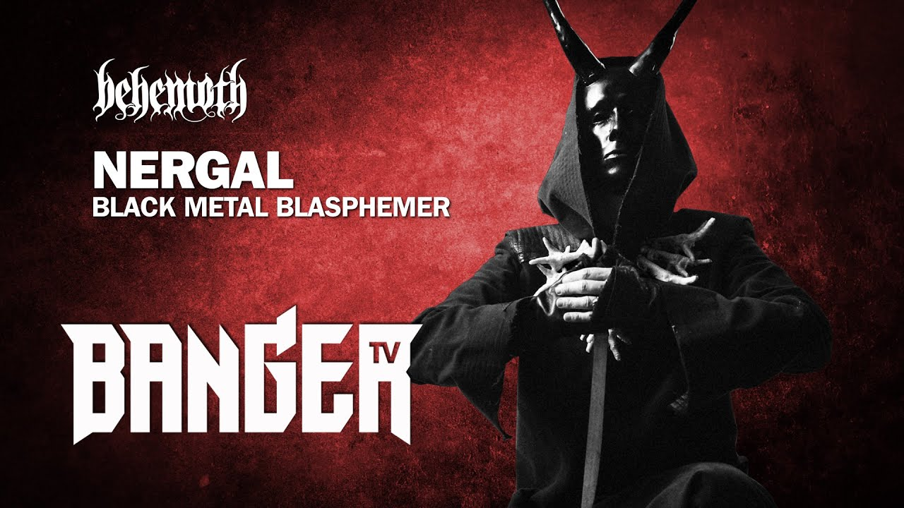 Nergal of Behemoth Interview | Metal Giants episode thumbnail