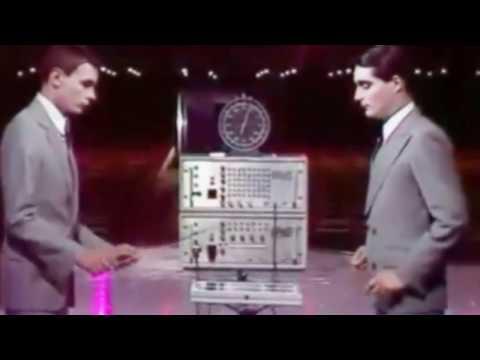 KRAFTWERK : Radio Activity (Tv Show1978) HD