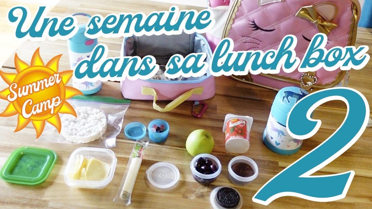 Download UNE SEMAINE DANS LA LUNCH BOX DE LANA #2 [SUMMER CAMP]🎒