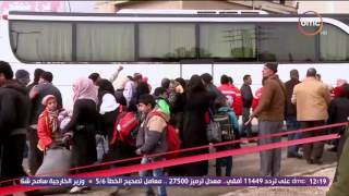 الأخبار - معارضون سوريون يدعون من القاهرة إلى إعلان دستوري يمهد لدستور جديد