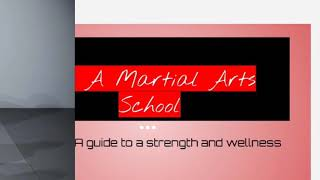 V&A Martial Arts Studio commercial for marketing class
